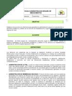 GI-ENF-PR-O2   Protocolo de Administracion segura de medicamentos