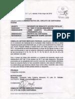Oficio Al Juzgado Cuarto Administrativo de Cartagena_Incidente Desacato Acción Popular Ambiental (Caso Caño)_18may2018