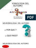 NEUROBIOLOGIA DEL AUTISMO