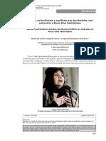ESPIRAL Entrevista a RSS Sobre Género Extractivismo y Conflictos Sociales