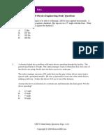 CSP 03 Physics Engineering Study Questions Rev005