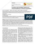 Evaluation of the occlusion and maxillary dental arch.pdf