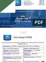 Management Stratégique Cosumar