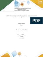 FORMATO FASE 2 2020 diseño proyectos
