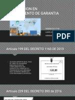 IMPORTACION EN CUMPLIMIENTO DE GARANTIA (1)