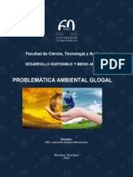 Problematica Ambiental Global