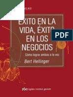 00532 - ÉXITO EN LA VIDA, ÉXITO EN LOS NEGOCIOS, Cómo lograr ambos a la vez - Bert Hellinger.pdf