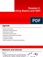 Learn Networking and SSH