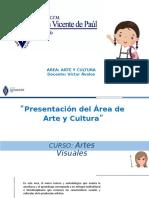 Arte y Cultura Artes Visuales Sesion de Aprendizaje 3.pptx