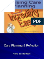 Care Planning & Reflection Presentation