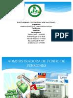 Administradora de Fondo de Pensiones Melima