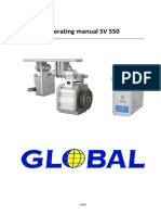 SV-550-Manual