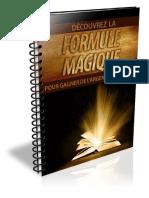 Decouvrez La Formule Magique Po - DAVID BROCARD