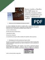 ACTIVO PONDERADO POR RIESGO DE CREDITO