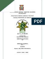 Deontología Jurídica 2019-I jfpa
