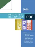 GRUPO 3 IMPACTOS POSI Y NEGA DE LA DOLARIZACIÓN.pdf