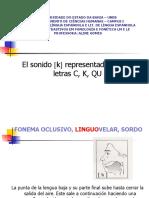 12 EL SONIDO K