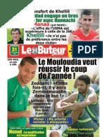LE BUTEUR PDF du 31/12/2010