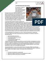 Automatización Industrial y Sensores - Vilca Masco Gustavo Dail 20161988