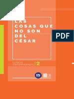 Tomo 02 - Las cosas que no son del Cesar.pdf