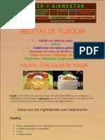 Receta Turquía gastronomía