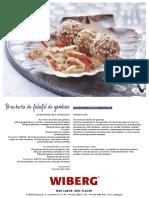 Preparación gastronomía falafel