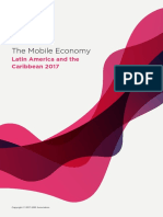 The Mobile Economy - Latin America and the Caribbean 2017