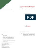 Ecosocialismo y buen vivir-versión folleto para imprimir