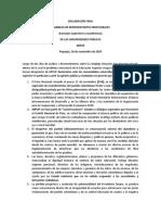 DECLARACIÓN FINAL ARPUP Popayán 29 de nov. 2019.docx