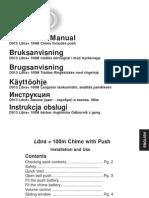 Manual D913 Libra+100M