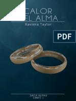 Xaviera Taylor - Serie Almas 01 Calor del Alma.pdf