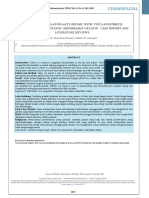 CaseReport-Syerly Ayuningtyas-21904101018-palatoplasty repair with von langenbeck technique and hemostatic absorbable gelatin
