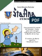 la virgen maria dogmas y advocaciones