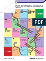 Metro Level 1 Board Games