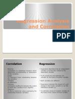 Regression-Analysis-and-Correlation