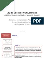 Análisis LEU 2da discusión