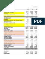 VBA Forecasting and Valuation_1