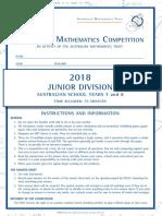 AMC_Junior_division_2018.pdf