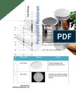 298851122-Handout-Peralatan-Restoran-docx