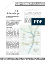 Snow and Subterfuge