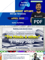 3rd May Current Affairs by Kapil Kathpal (English).pdf