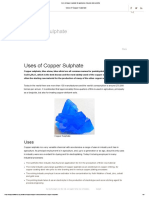 copper sulphate for agriculture, industry and medicine.pdf
