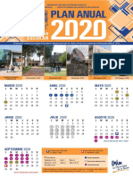 Calendario Anual 2019 2020 Marzo a Sept 280420