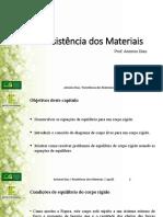 Aula 5 - Equilíbrio de um corpo rígido.pdf