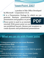 Ms-PowerPoint 2007