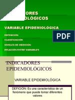 Variabilidad - Mortalidad