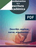 3- fundamentos de la escritura academica