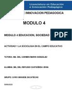 mrcastañedavega_la_sociologia_enel _campo_educativo
