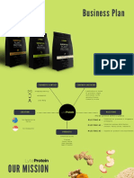 LyteProtein Business Plan