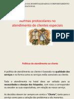 Normas protocolares no atendimento de clientes especiais.pptx